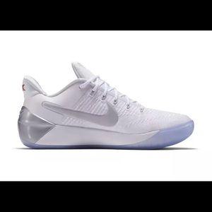 7960de01efe Nike Shoes - Nike Kobe A.D. White Chrome 852425-110 Size 7.5